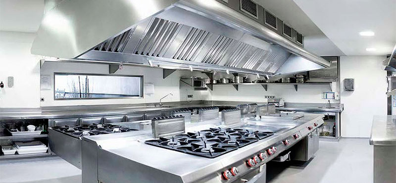 How To Clean A Commercial Kitchen Canopy